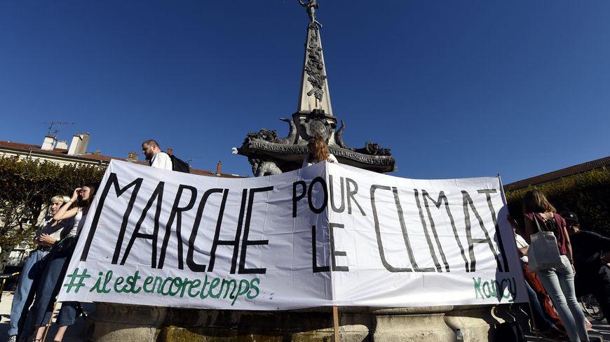 Les marches pour le climat (ici à Nancy) ne sont plus suffisantes pour certains citoyens