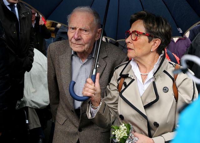 Pierre et Viviane Lambert, les parents de Vincent
