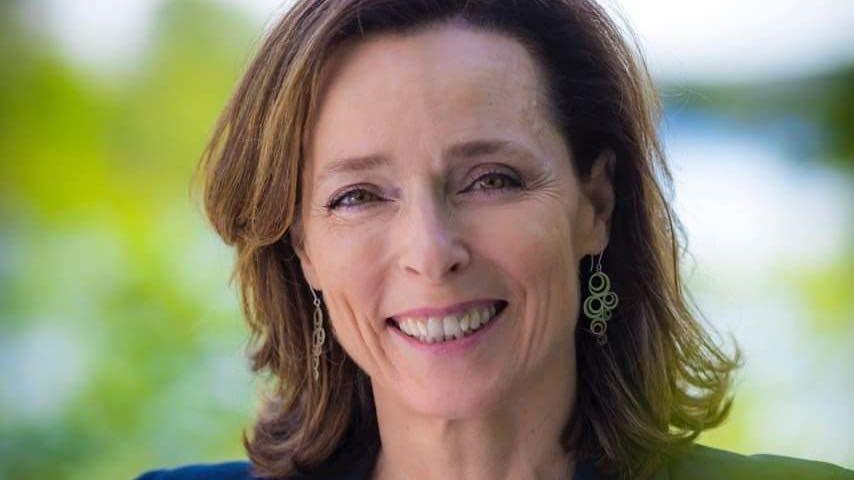 Hélène Larrezet, 53 ans, est 1ere adjointe au maire de Biscarrosse depuis 2014
