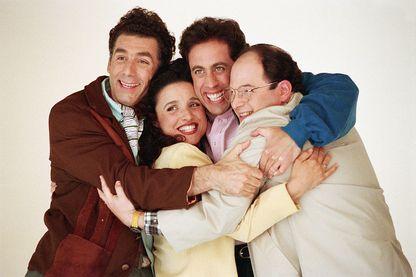 """Les acteurs de """"Seinfeld"""""""