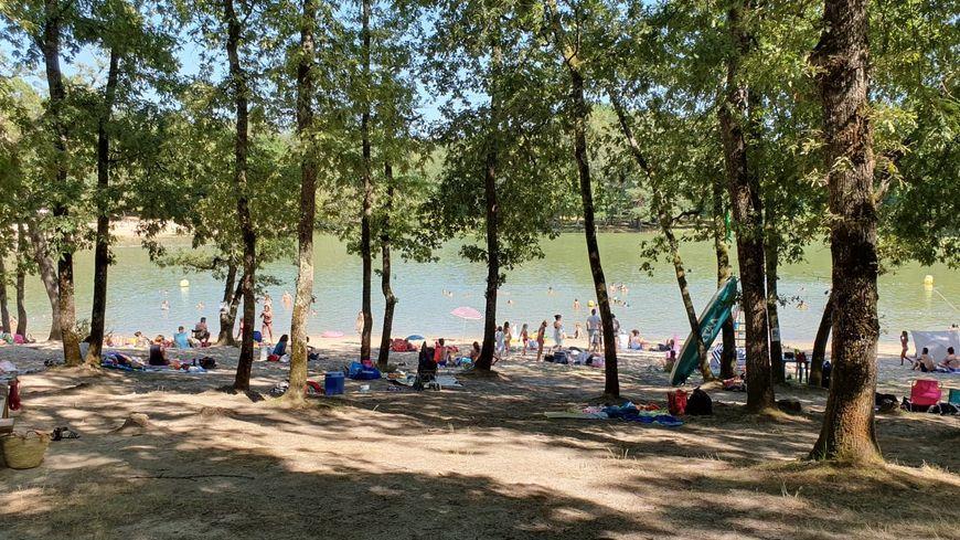 Le Lac de Neufont enregistre plus de 800 entrées par jour !