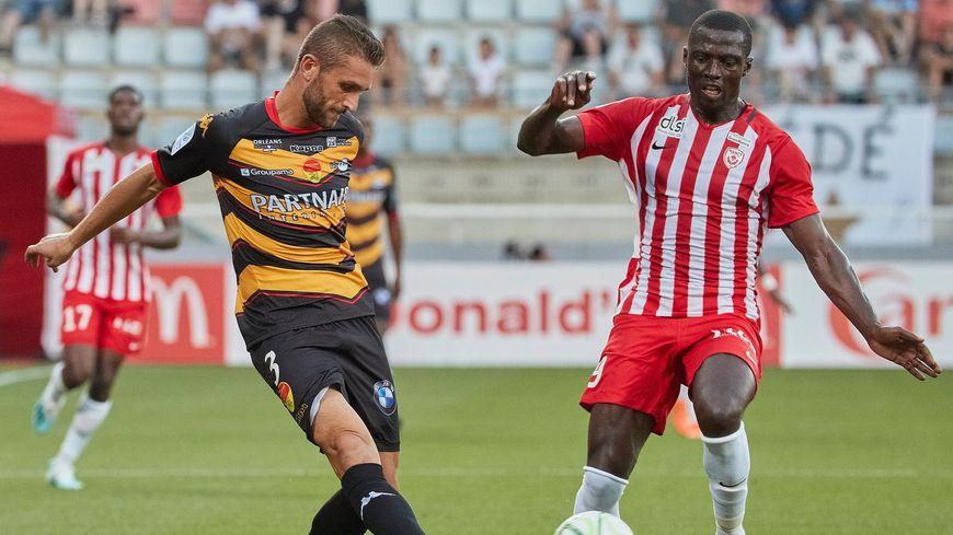 L'AS Nancy Lorraine d'Ande Dona Ndoh n'a pu faire mieux qu'un match nul 0-0 face à Orléans pour la 1ere journée de Ligue 2