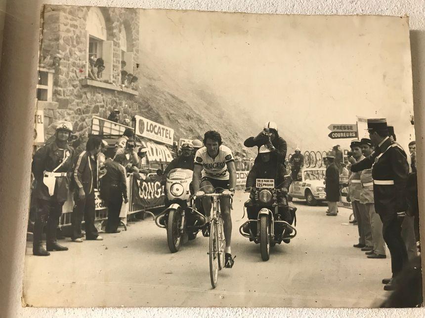 Jean-Pierre Danguillaume a gagné 7 étapes du Tour de France au cours de sa carrière