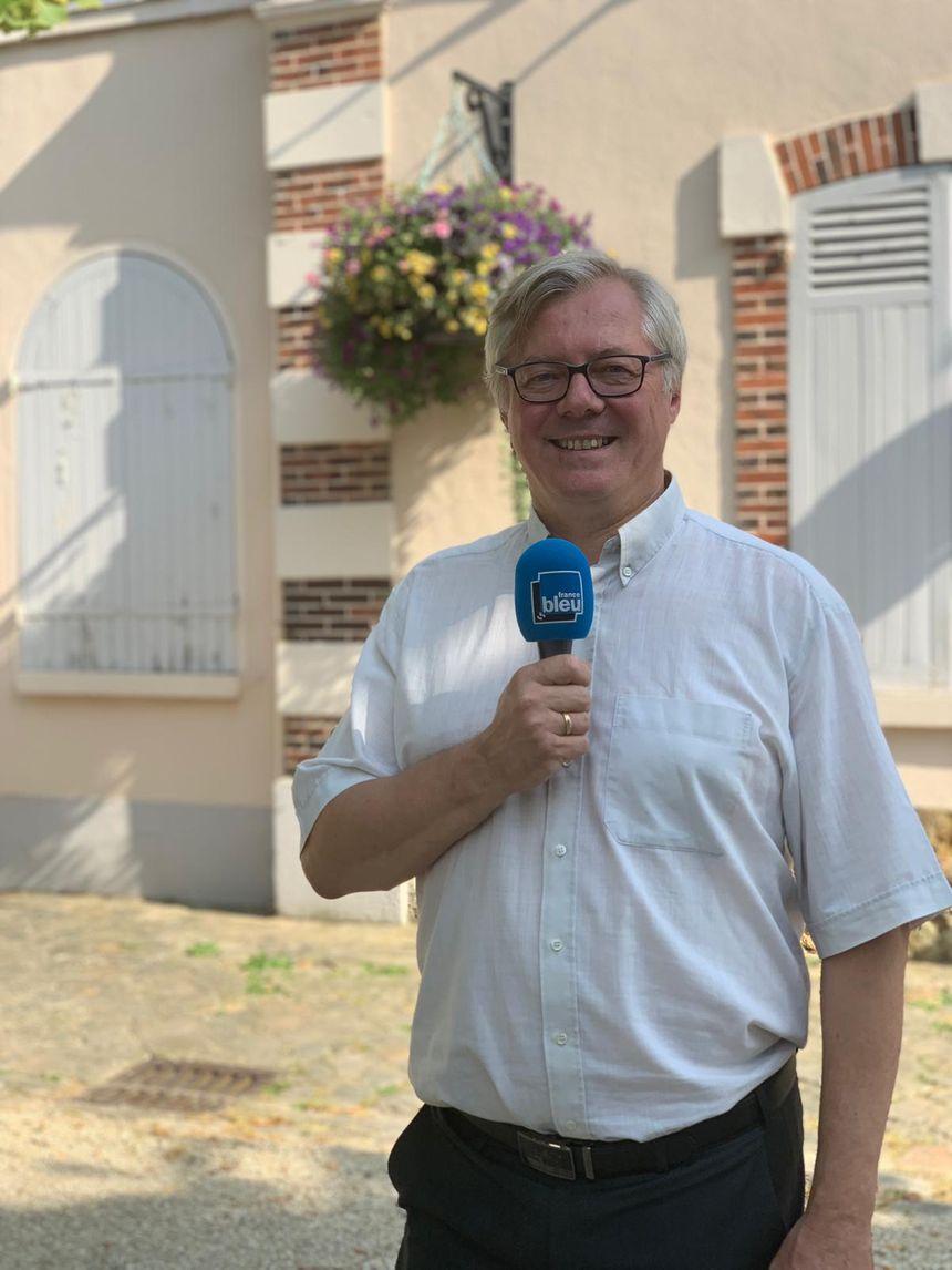 Jean Claude Husson, Maire de Saint-Arnoult-en-Yvelines
