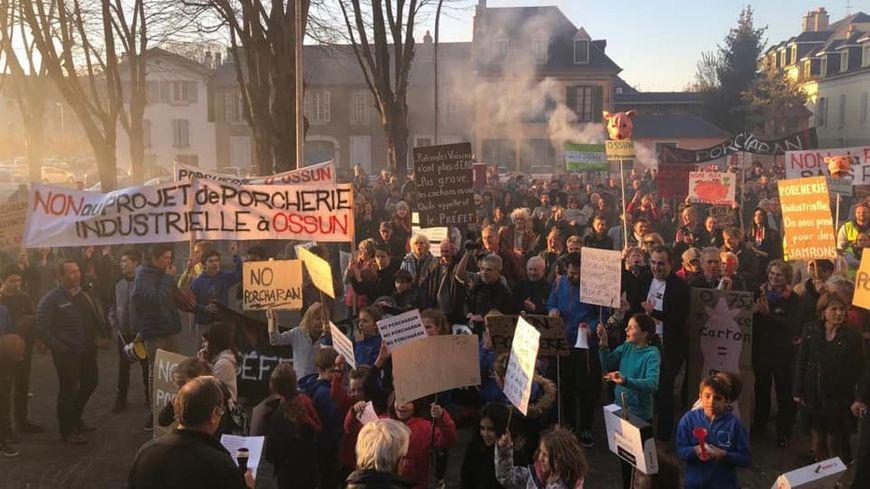 Nouvelle mobilisation en vue pour les opposants à la porcherie d'Ossun