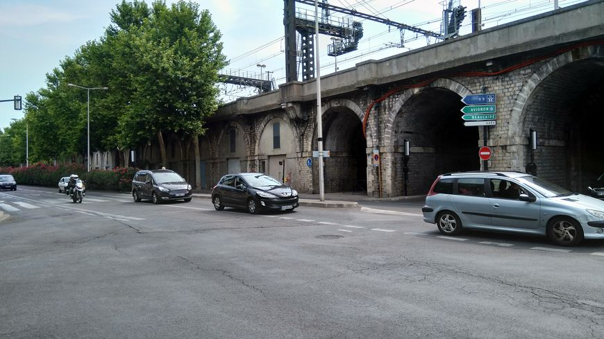 Le boulevard Talabot à Nîmes fermé à la circulation mardi pour le Tour de France