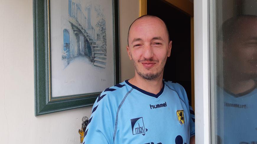 Cédric Jung, ancien gilet jaune et citoyen de la Mayenne, appelle à de nouvelles mobilisations