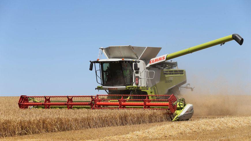 Les moissons de l'orge et du blé touchent à leur fin en Sarthe (photo d'illustration)