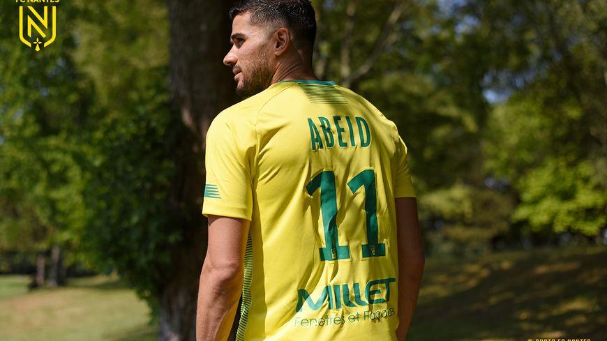 Mehdi Abeid s'engage jusqu'en 2022 avec les jaunes et vert