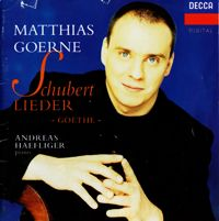 Le Roi des Aulnes, de Schubert, interprété par Matthias Goerne