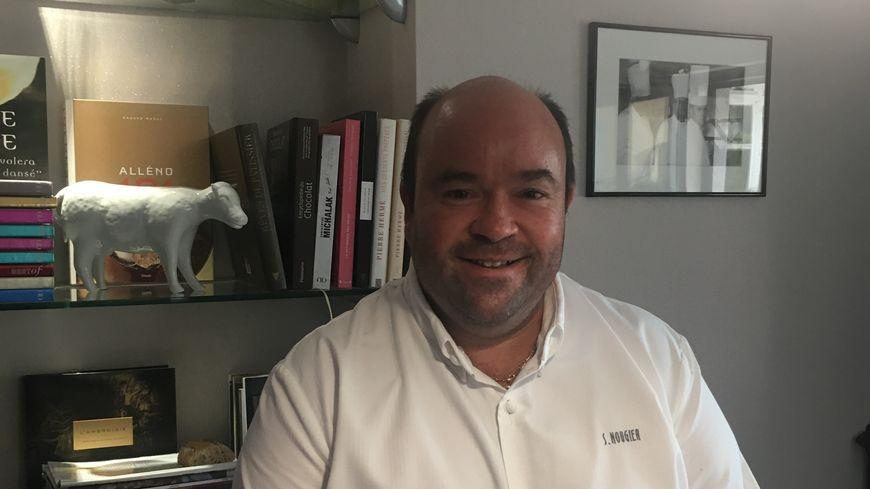 Le Chef Stéphane Nougier