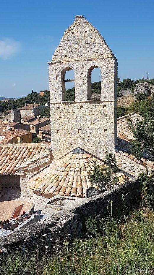 La chapelle des Pénitents après la disparition de sa cloche