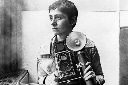 Diane Arbus, New York, 1968