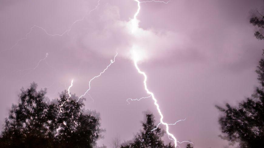 L'Alsace placée en vigilance orange orages ce samedi 27 juillet 2019