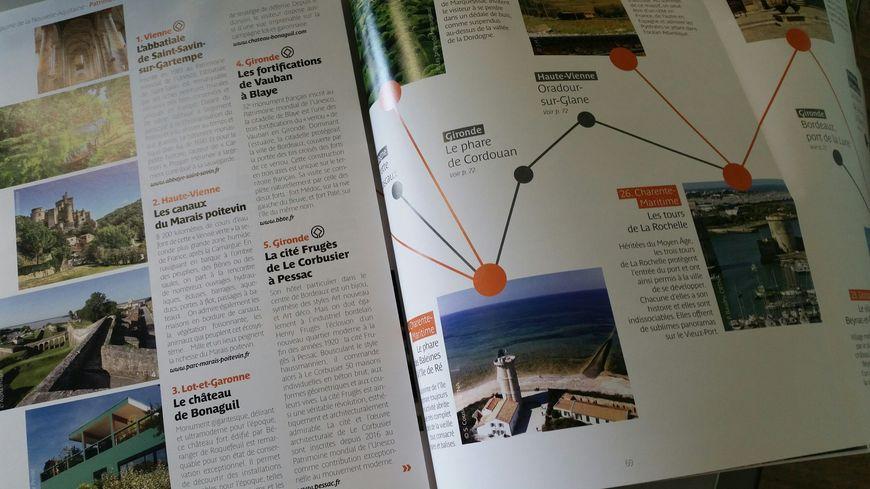 Dans le magazine du comité régional du tourisme, le marais poitevin est placé... en Haute-Vienne