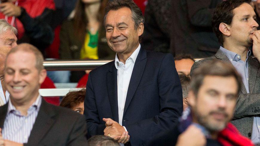 Michel Denisot vice président de la Berrichonne football suit toujours avec attention son club de cœur. Il reste optimiste même si son club n'a pas gagné un seul match de préparation.