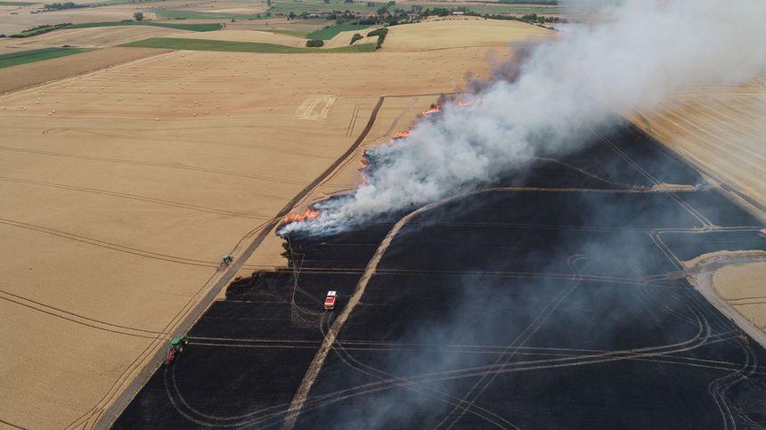 Les pompiers de la Moselle se dotent d'un drone pour leurs interventions.