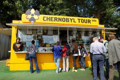 Tchernobyl, une escapade en terre contaminée.