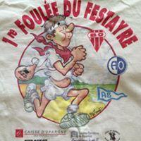 Le premier tee-shirt de la Foulée du Festayre !