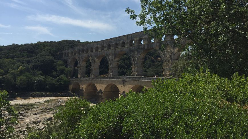 Le Pont du Gard (photo d'illustration)