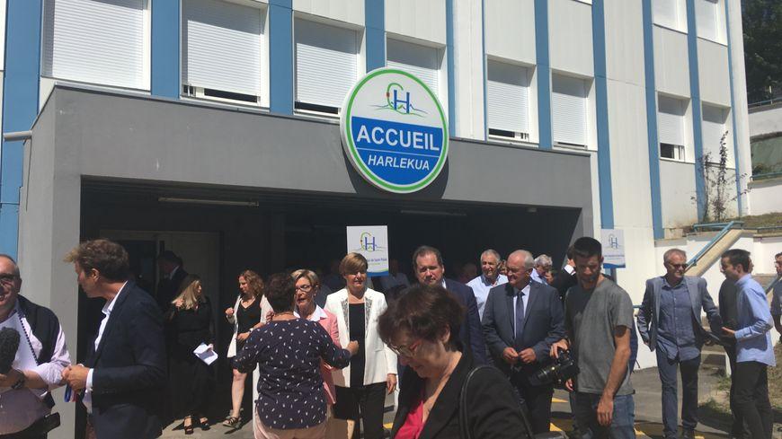 Le Centre hospitalier de Saint-Palais restructuré, mis aux normes et modernisé au service de la population du pays basque intérieur