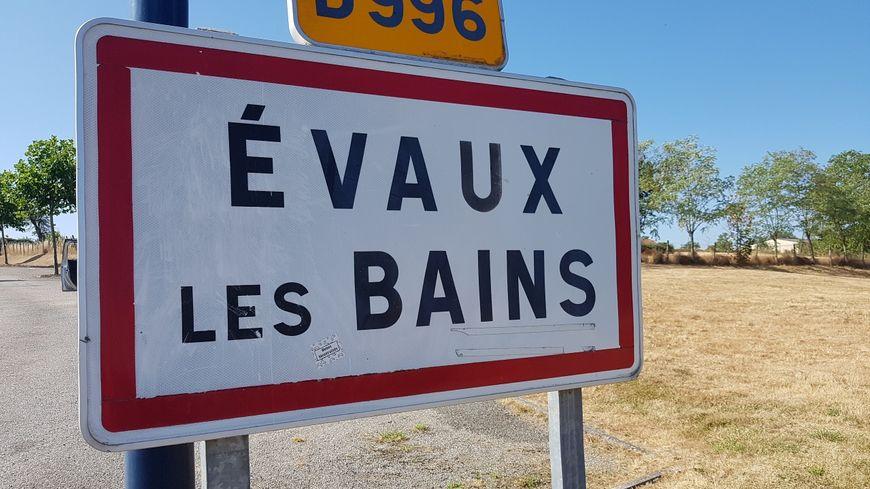Direction les thermes d'Evaux les Bains