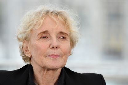 La scénariste et réalisatrice Claire Denis au Festival de Cannes le 24 mai 2019.