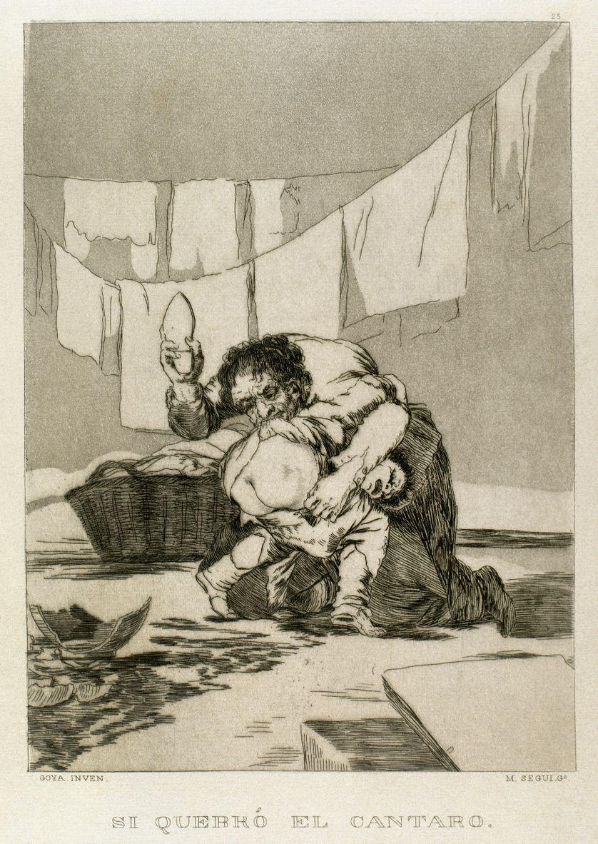 1799 : les Caprices de Goya, du Charlie Hebdo avant l'heure ?