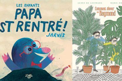 Couverture des deux livres