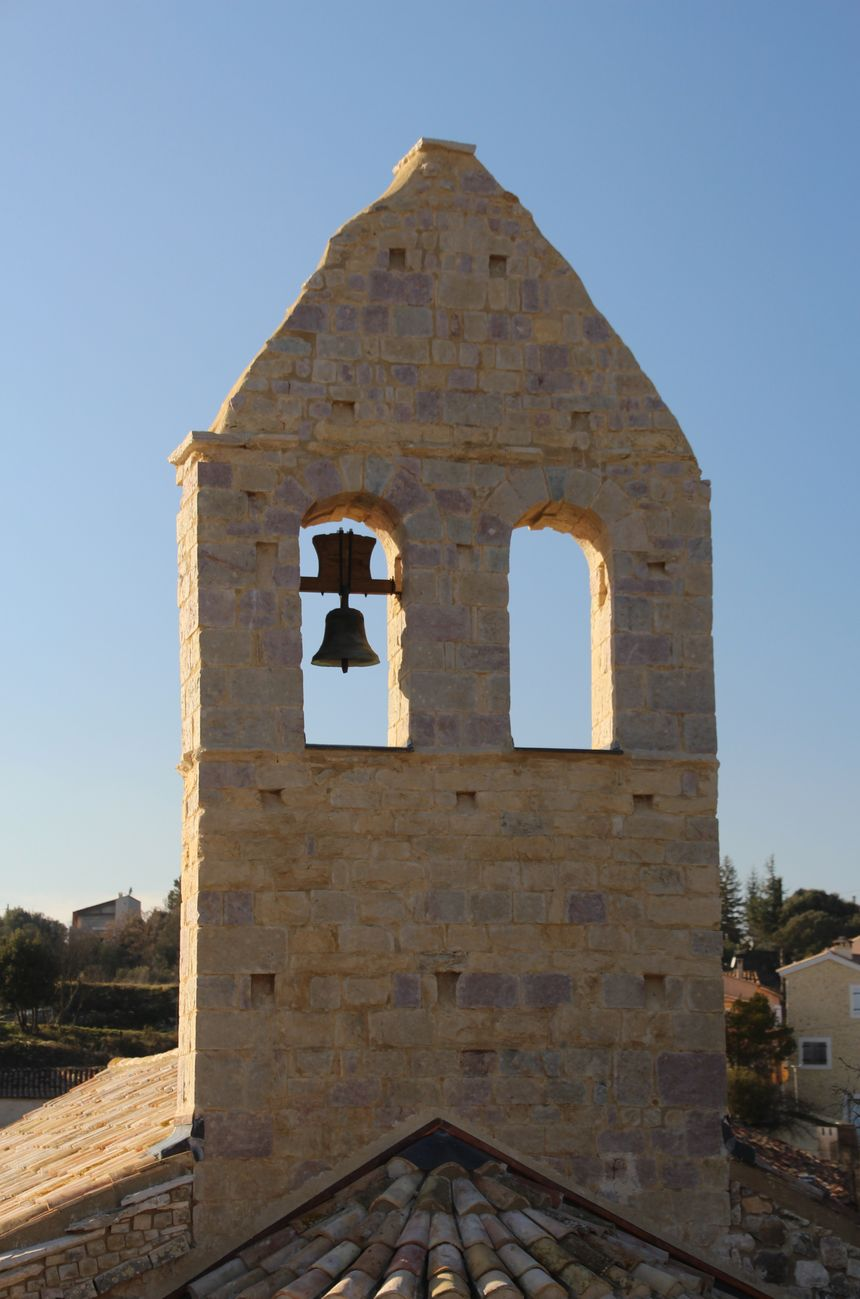 La cloche de la chapelle des Pénitents avant de disparaître