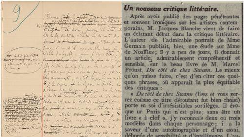Proust essayiste (2/16) : Essai, étude, article