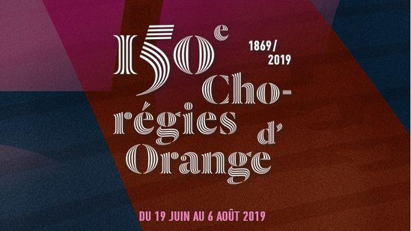 Affiche des Chorégies d'Orange