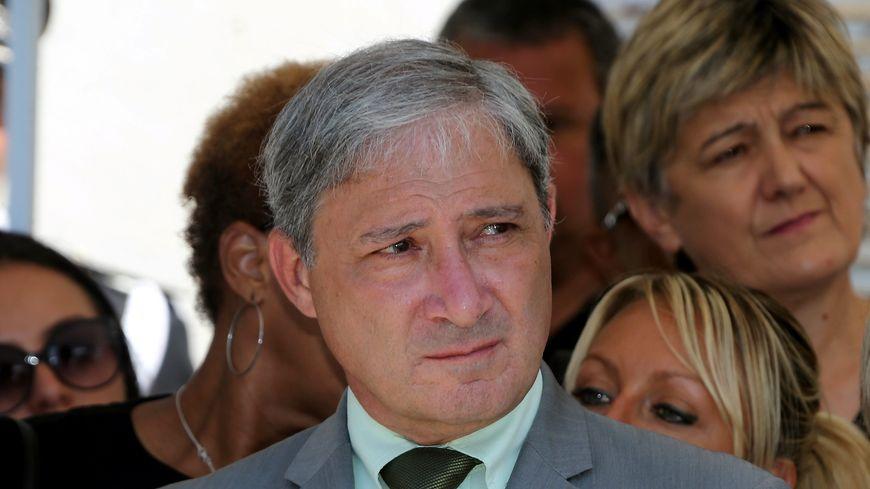 Jean-Michel Prêtre, procureur de la république de Nice