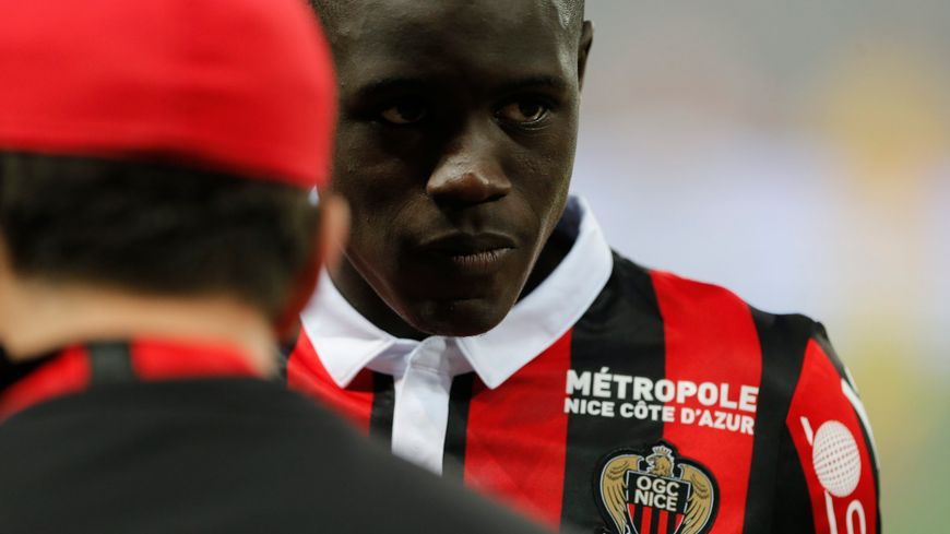 Malang Sarr était capitaine samedi dernier contre Cardiff