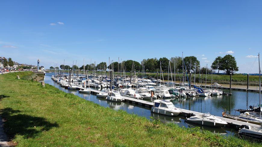 A Saint-Valery-sur-Somme, la température de l'eau tourne autour de 17°C.