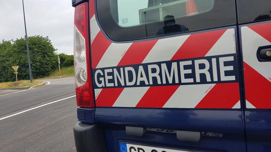 Les gendarmes sont intervenus pour les constatations et réguler la circulation