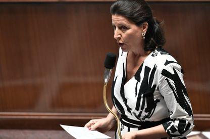 Agnès Buzyn, lors des questions parlementaires de l'Assemblée nationale, le 23 juillet