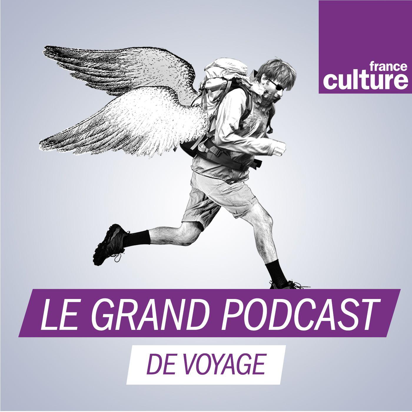 Image 1: Le grand podcast de voyage