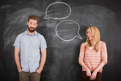 Communiquer dans le couple n'est pas chose facile. Et si on se disait tout, qu'est ce que ça donnerait ?