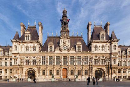 Hôtel de ville (Mairie) de Paris