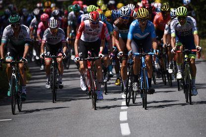 106e édition du Tour de France, juillet 2019.
