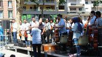 Montreuil accueille un orchestre de musiciens venus de différents pays arabes
