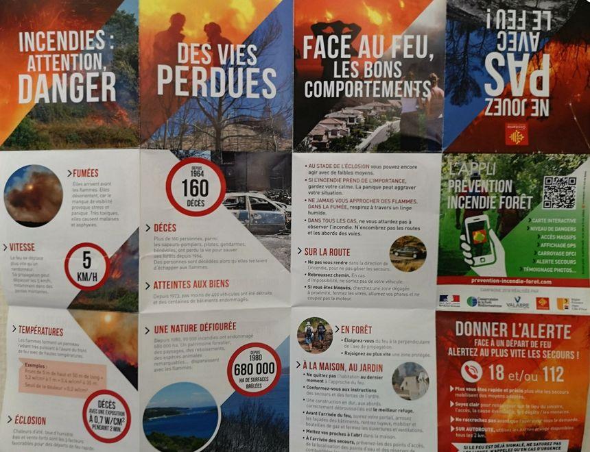 Plus de 680 000 hectares de surfaces brûlées depuis 1980 en France.