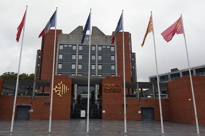 Le siège de la région Occitanie, à Toulouse.
