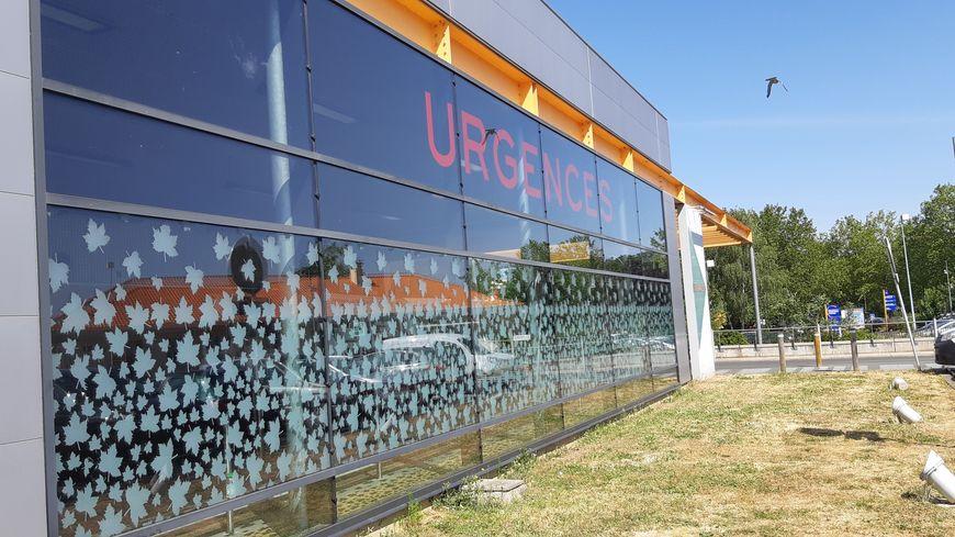 150 personnes passent aux urgences chaque jour au CHU de Poitiers
