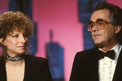 Barbra Streisand et Michel Legrand, 1982