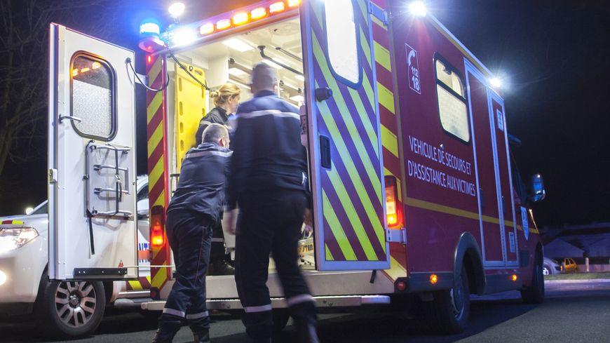 Intervention des pompiers de Charente-Maritime