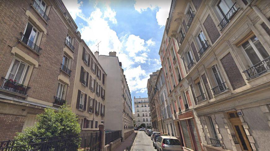 La rue Marthe Chenal à Saint-Maurice (Val-de-Marne) où s'est déroulée l'agression