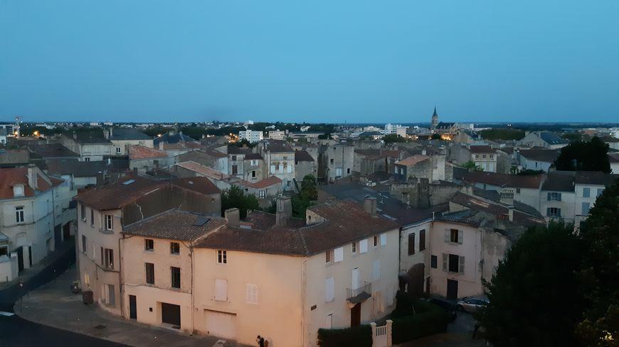 Le quartier de la colline Saint-André à Niort est concerné par cette coupure d'électricité