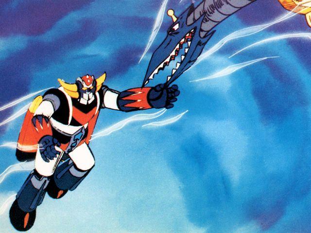 Le robot Goldorak est une référence dans le milieu des mangas